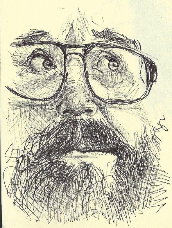 Matt Taylor#2 time to sketch