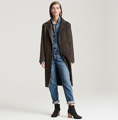 Love the new look @Shopbop featuring Helmut Lang Fall 2015