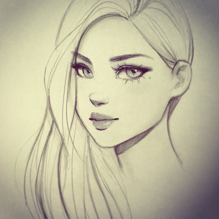 Female Character Drawing Class By Gabbyd70 Deviantart Com On