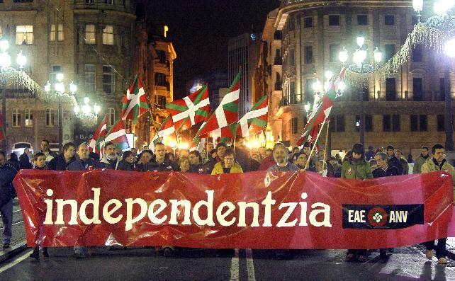 Independencia para el País Vasco