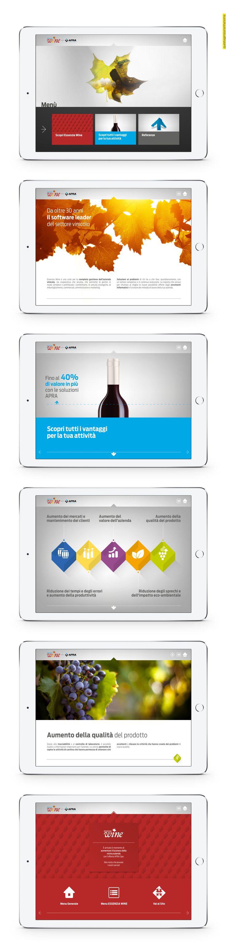 Brochure interattiva ESSENZIA WINE by questagenzianohanome.com