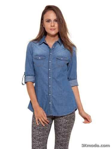 awesome Kot Pantolon Kot Gömlek Modelleri
