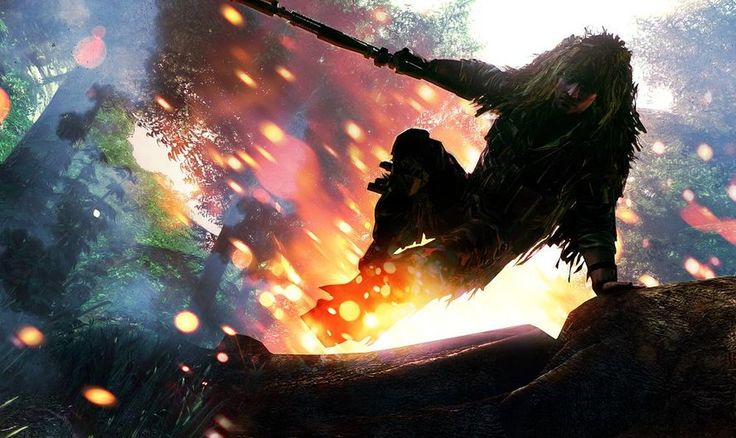 Sniper Ghost Warrior Video game Images