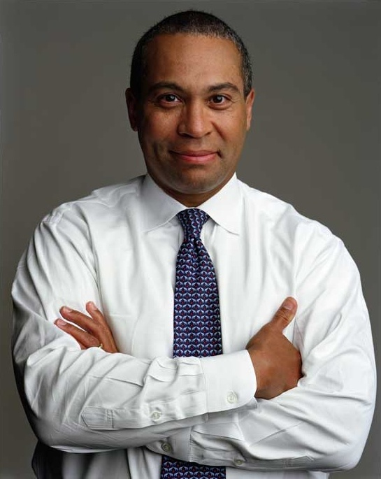 Deval Patrick, 71st Governor of Massachusetts. He is the state's 1st African-American governor and the 3rd of only 4 Blacks to be elected governor by any U.S. state. After graduating from Harvard Law, he practiced law with the NAACP Legal Defense and Educational Fund. Bill Clinton later appointed him Asst. Attorney General for the Civil Rights Division of the DOJ, where he on racial profiling and police misconduct. At the 2012 DNC, he gained national attention with his impassioned speech.