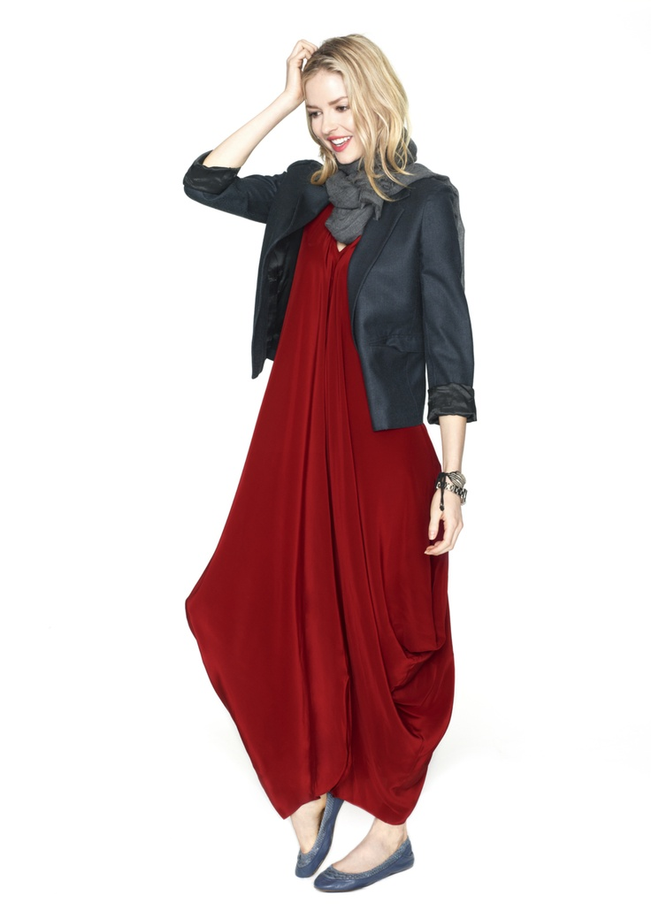 maternity- The Soiree Dress   Shop   HATCH Collection