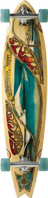SECTOR NINE FIJI SKATEBOARD > Gear > Boards > Skateboards   Swell.com