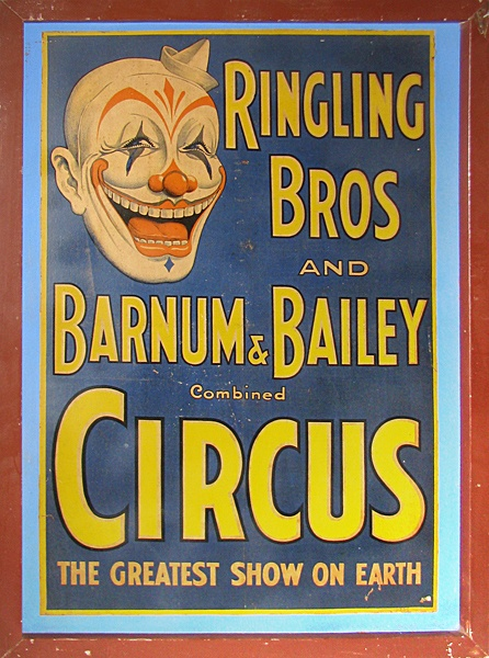 31 Best Images About Ringling Bros Barnum Bailey Circus On Pinterest Madison Square Garden