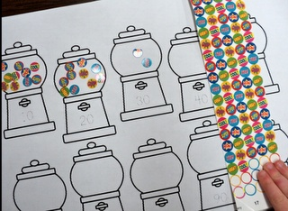 Gumballs from Grade ONEderful