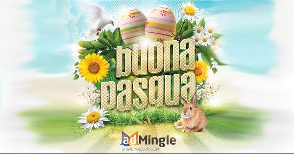 Dolce e cioccolatosa #Pasqua a tutti da parte mia e dello staff Mingle!! :) Salite a bordo anche voi!!   #ad #ad