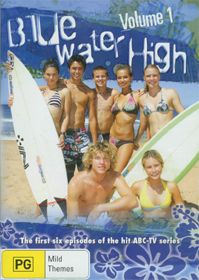 Blue Water High. Surfing TV Show.