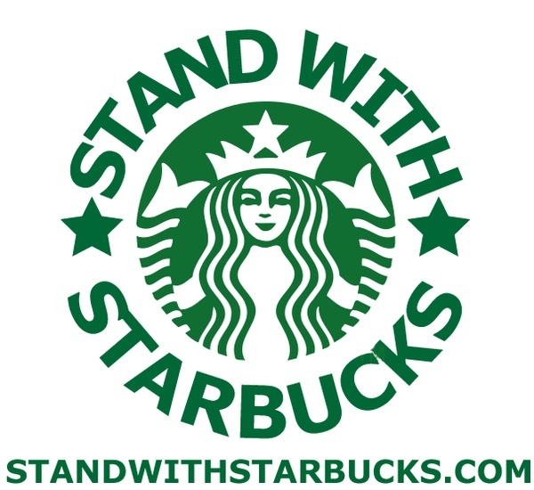 Starbucks is facing a boycott for supporting marriage equality. Show them that you stand with them by pinning a picture of your Starbucks cup -- with a thank you note! stand with starbucks