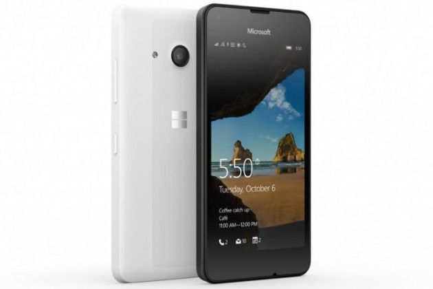 Microsoft Lumia 550 discounted to $99