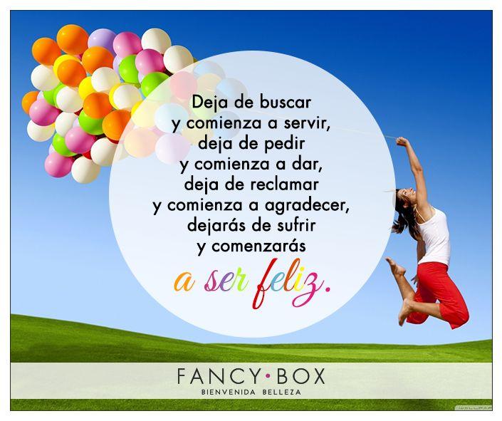 Fancybox - ¡La felicidad la haces tú!