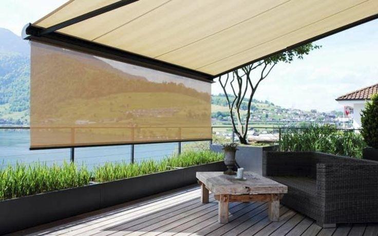 markisen f r terrassen was wir vor dem kauf wissen sollten garten und terrasse pinterest. Black Bedroom Furniture Sets. Home Design Ideas