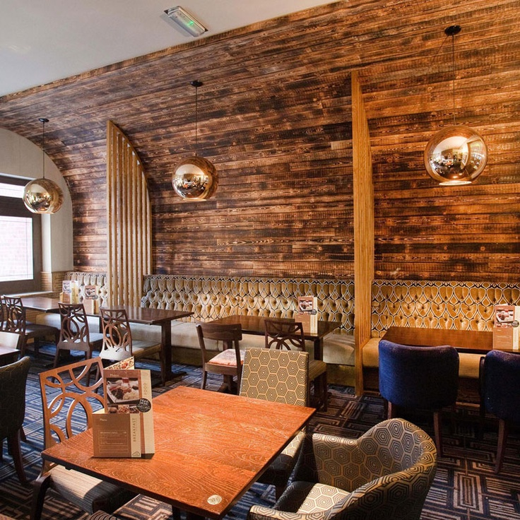 The Watch Maker Pub Prescot By Harrison Ince Architects