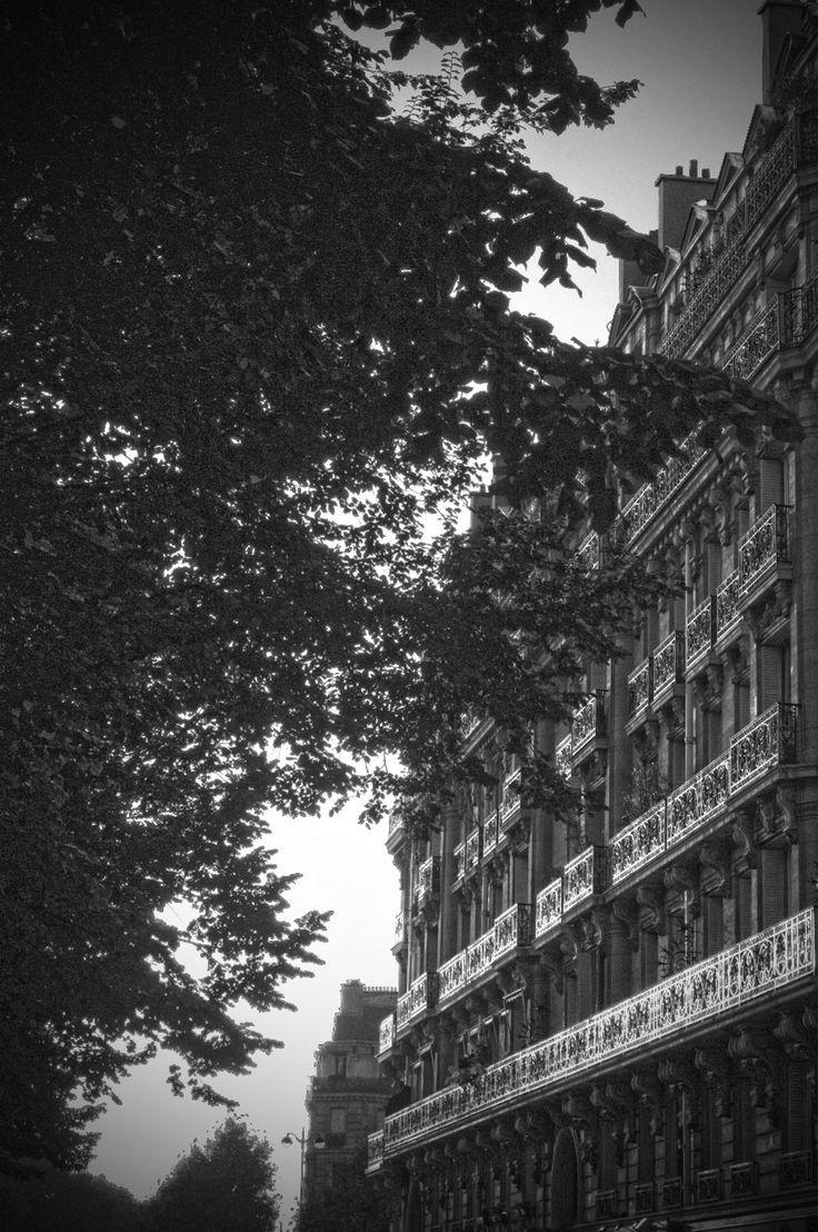 """""""Quartier St Lazare"""" Paris 2016 - Bruno Sussi ©"""