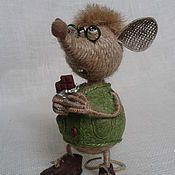Куклы и игрушки ручной работы. Ярмарка Мастеров - ручная работа Смакуя шоколад.... Handmade.