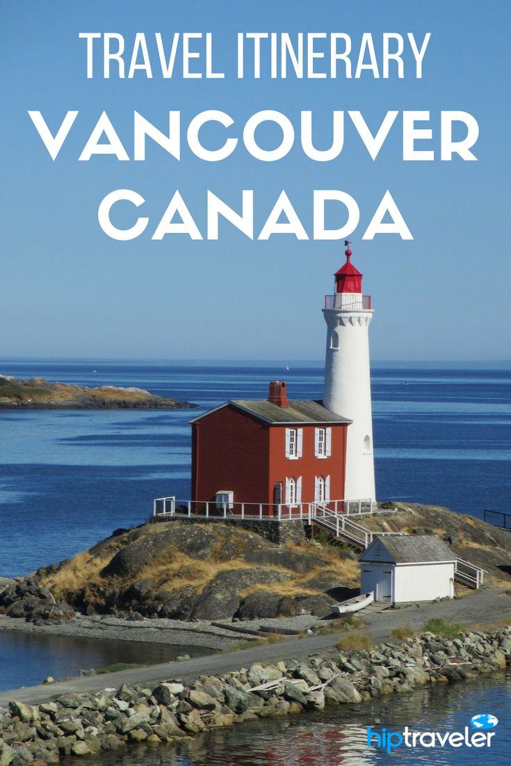 Practical tips for visiting Vancouver, Canada. 10 on-foot experiences that shouldn't be missed!   Blog by HipTraveler: Bookable Travel Stories from the World's Top Travelers