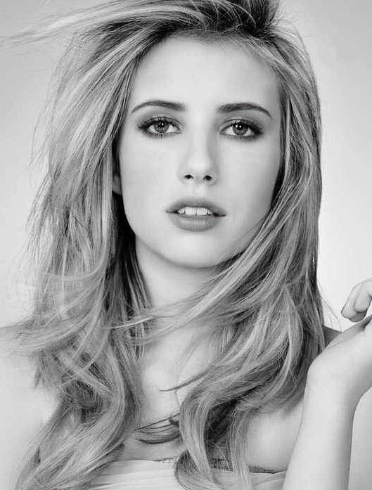 Emma Roberts. Acts in- We're the Millers, Scream 4, Wild Child, The Art of Getting By, Aquamarine