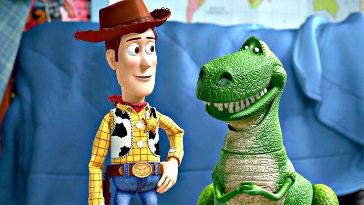 История Игрушек.Шериф Вуди и Громоотвод.Мультики для Детей.Toy Story.#Игры