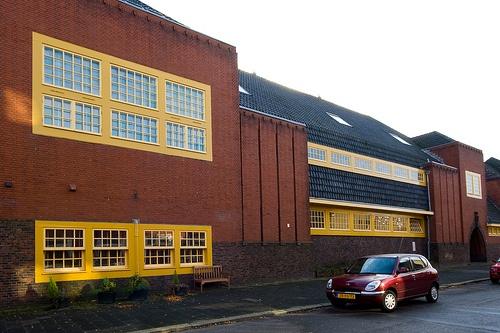 Van Starkenborg- en Scheepstraschool, Groningen by Pukka-J, via Flickr