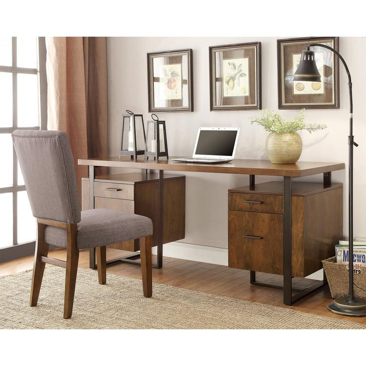 Riverside Furniture Terra Vista Double Pedestal Desk - 98832