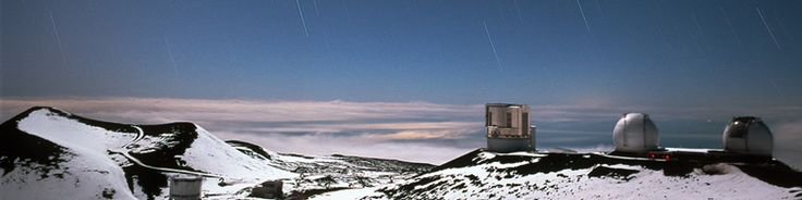 Institute for Astronomy at the University of Hawaii ...