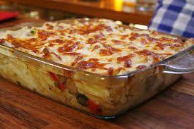FIRIN MAKARNA                   MALZEME LİSTESİ: 1 paket fırın makarna 150 gr beyaz peynir 1 tutam dereotu tuz su BEŞAMEL SOSU İÇİN: 3,5 su ...