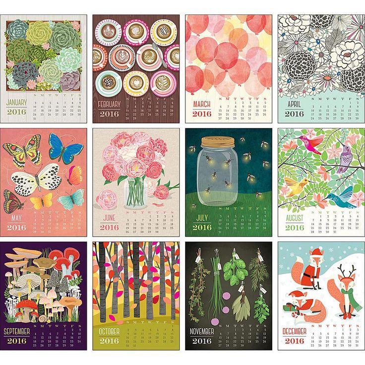Best Of Art 2016 Desk Calendar Art easel, Paper source