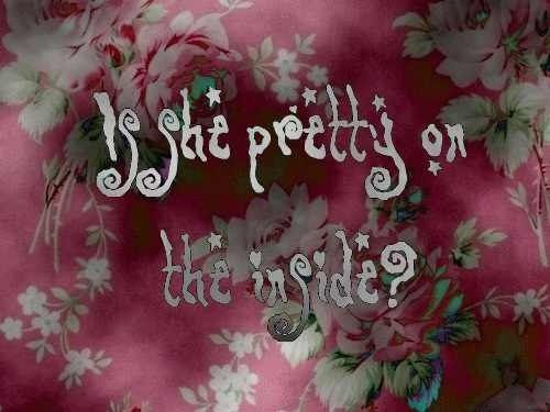 "☾☆♡ Hole's ""Pretty On The Inside"""