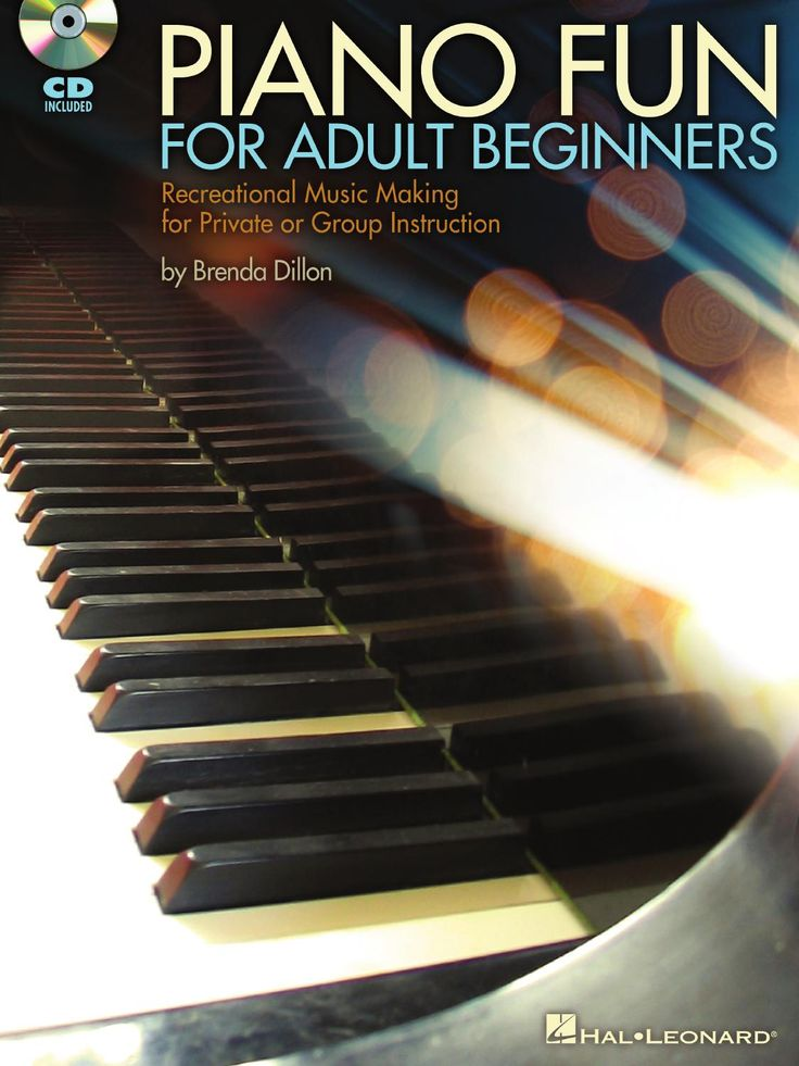 The Best Piano Music Books for Beginners - YouTube