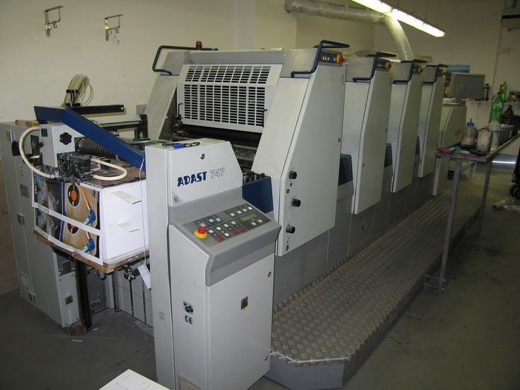 Printoholic was referred to us by one of our suppliers. We were taken aback when we came to know that we can buy branded printing equipment at such an attractive price. We immediately ordered two pieces of Used Adast Dominant Printing Machines from them.