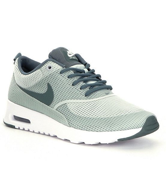 Light Silver/White/Hasta:Nike Women´s Air Max Thea TXT Lifestyle