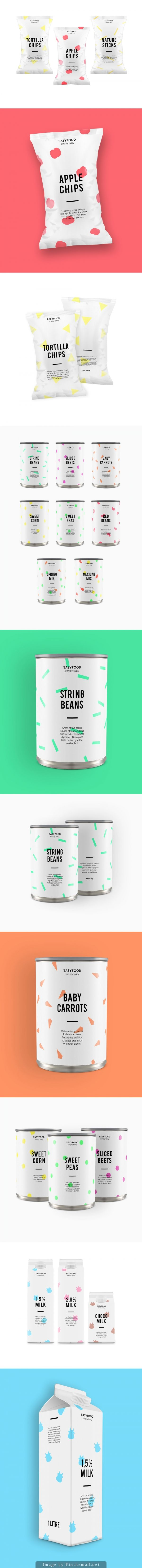 Concept Easyfood Packaging