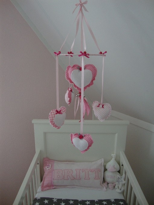 Babykamers op babybytes: Lieve-hartjes!!!