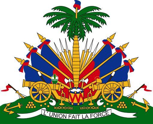 Coat of arms of Haiti - Haiti - Wikipedia, the free encyclopedia