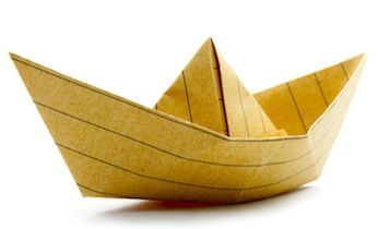 Origami Boat - Arts And Crafts - Kids Activities