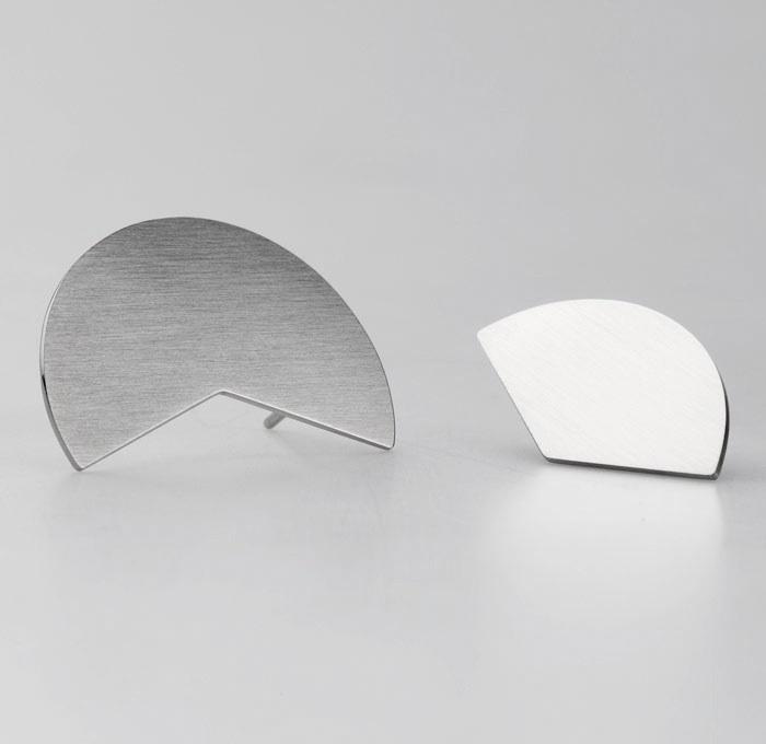 Klara Sipkova - Czech jewellery designer - earings