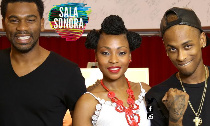 Hip-Hop colombiano Chocquibtown en SALA SONORA