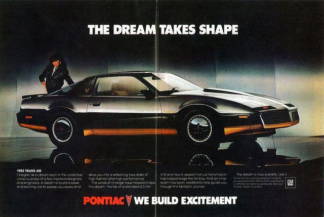 1983 Pontiac Firebird Trans Am