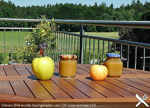 Apfel - Zimt - Marmelade