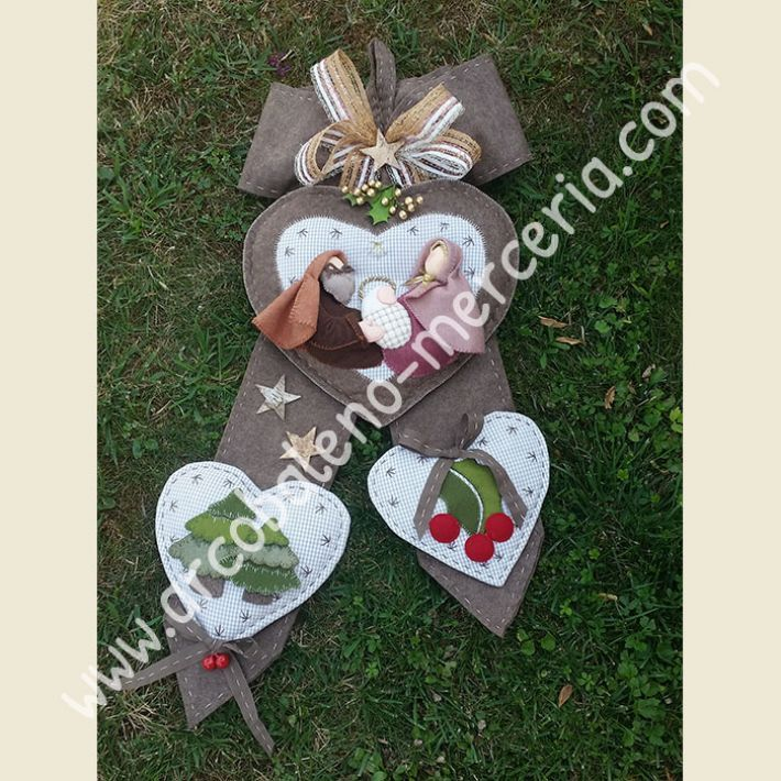 Catalogo prodotti Kit di Natale - Arcobaleno Merceria