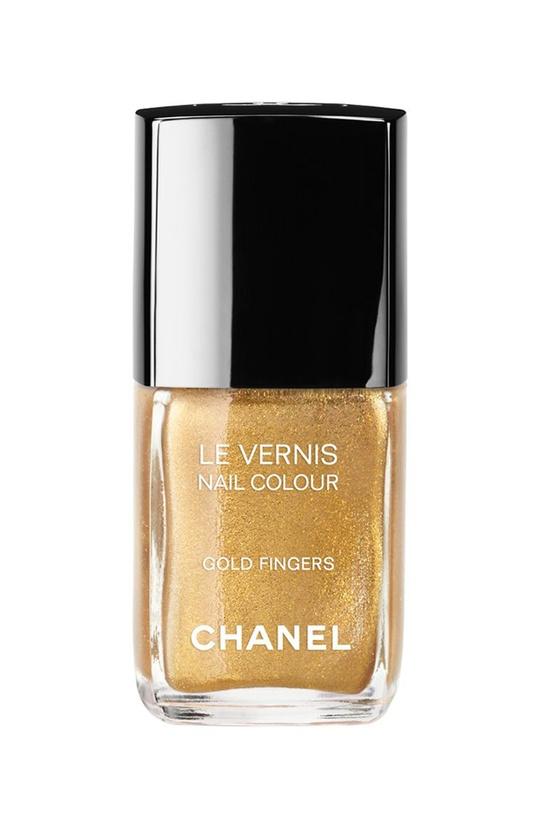 Vernis à ongles Gold Fingers, édition limitée Las Vegas