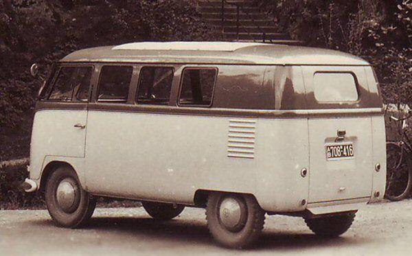 vw bus 1955 - Google zoeken