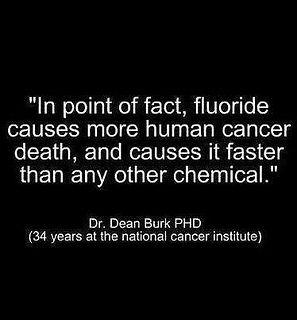 flouride causes cancer