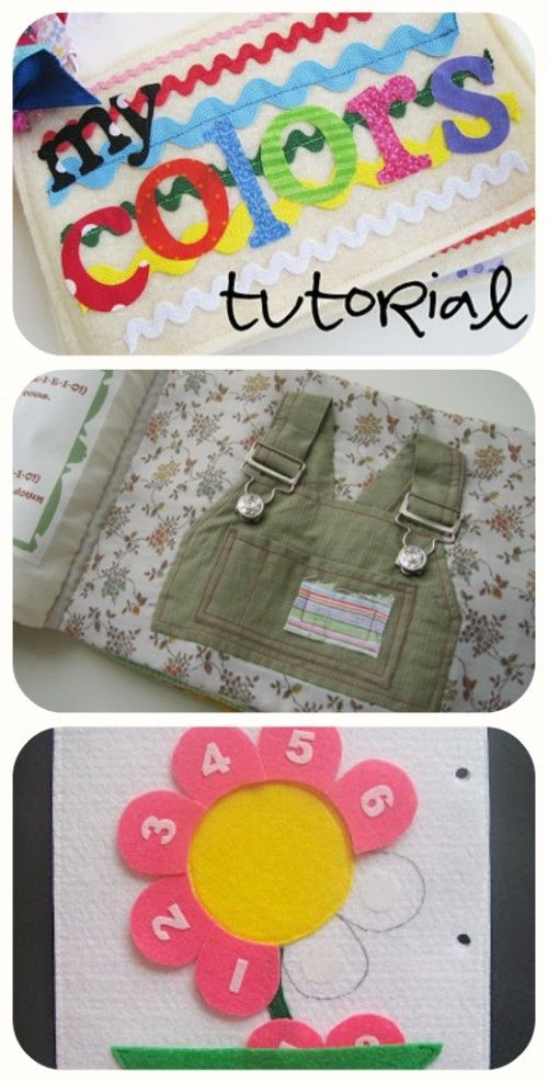 60 Popular Baby Shower Homemade Presents - Tip Junkie BUSY BOOK