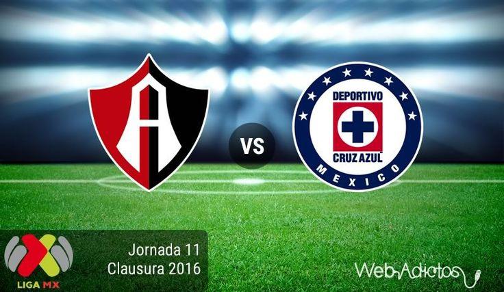 Atlas vs Cruz Azul, Torneo Clausura 2016 ¡En vivo por internet! - https://webadictos.com/2016/03/19/atlas-vs-cruz-azul-clausura-2016/?utm_source=PN&utm_medium=Pinterest&utm_campaign=PN%2Bposts