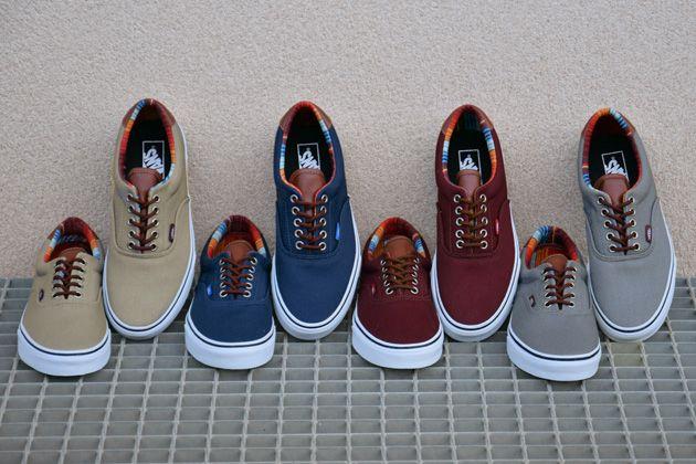e91b58af93 Vans Era 59 C L - Printemps 2014 - Sneakers.fr