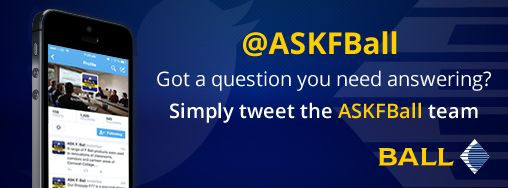 Got a question you need answering? Simply Tweet the @ASKFBall team over on Twitter for technical expert advice now... https://twitter.com/ASKFBall #ASKFBall