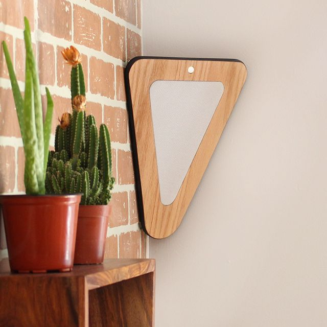 Nepsu Triangle | Hi-Fi speaker | Wi-Fi (Airplay & DLNA), Bluetooth | Multiroom enabled | Customizable.  Available now on #Indiegogo, Save 45% off retail price!